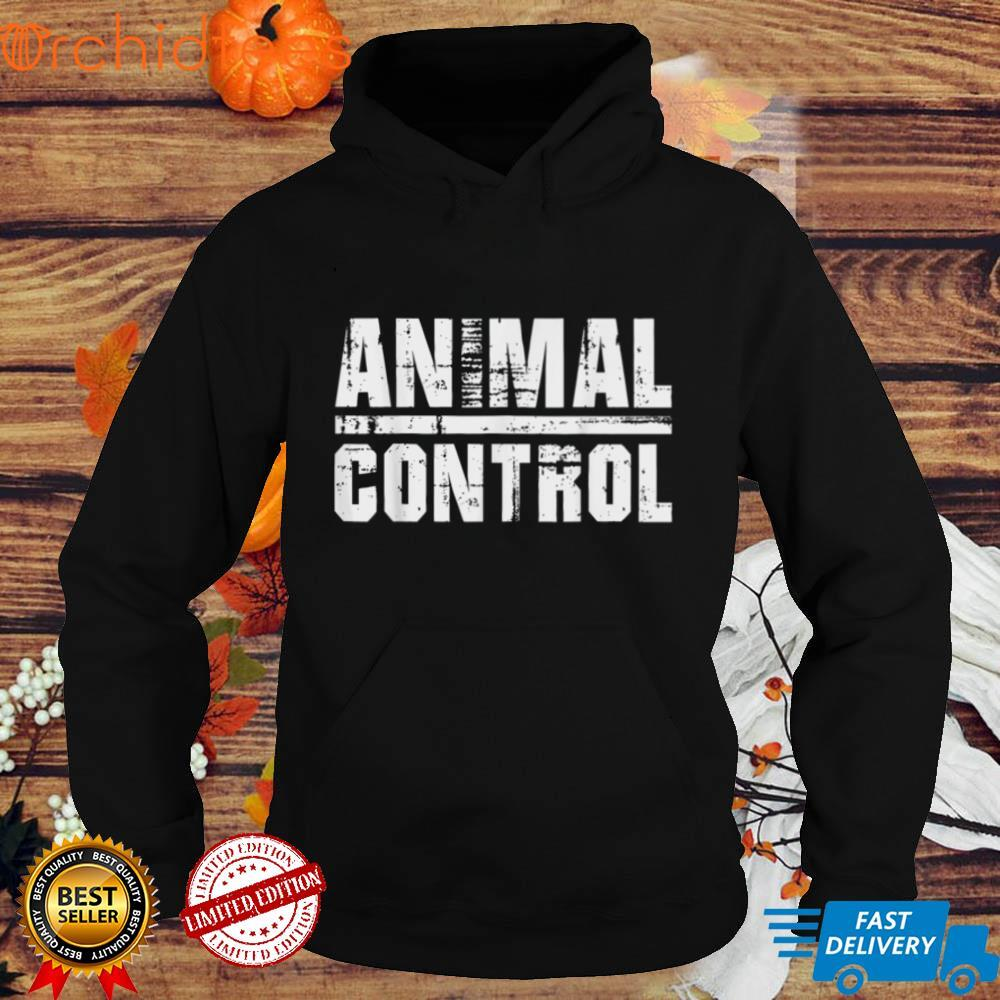 Animal Control Halloween Gift for an Officer T Shirt