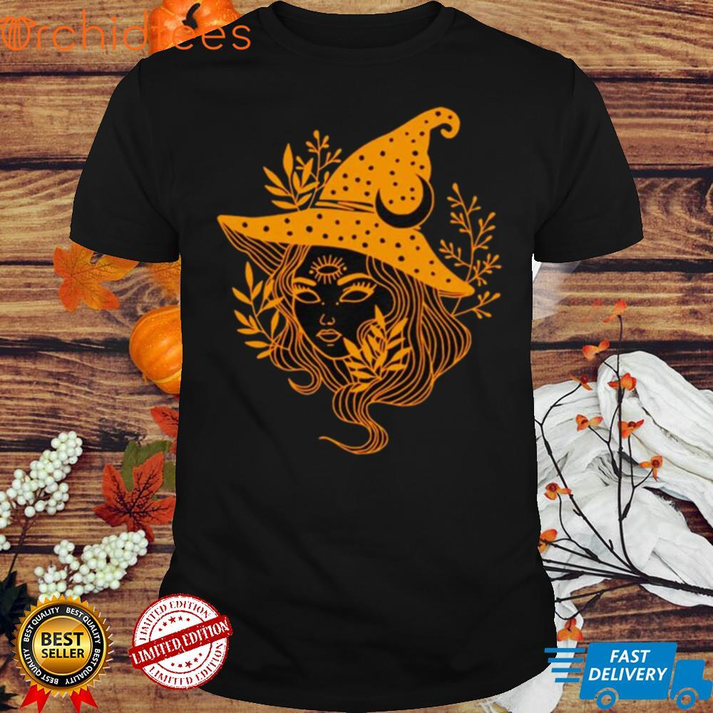 Halloween Party Witch T shirt