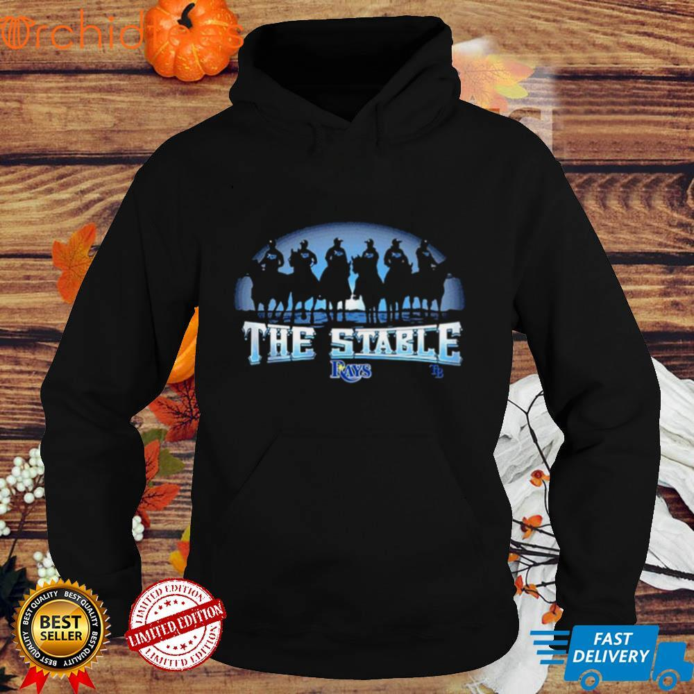 The Stable Tampa Bay Rays shirt