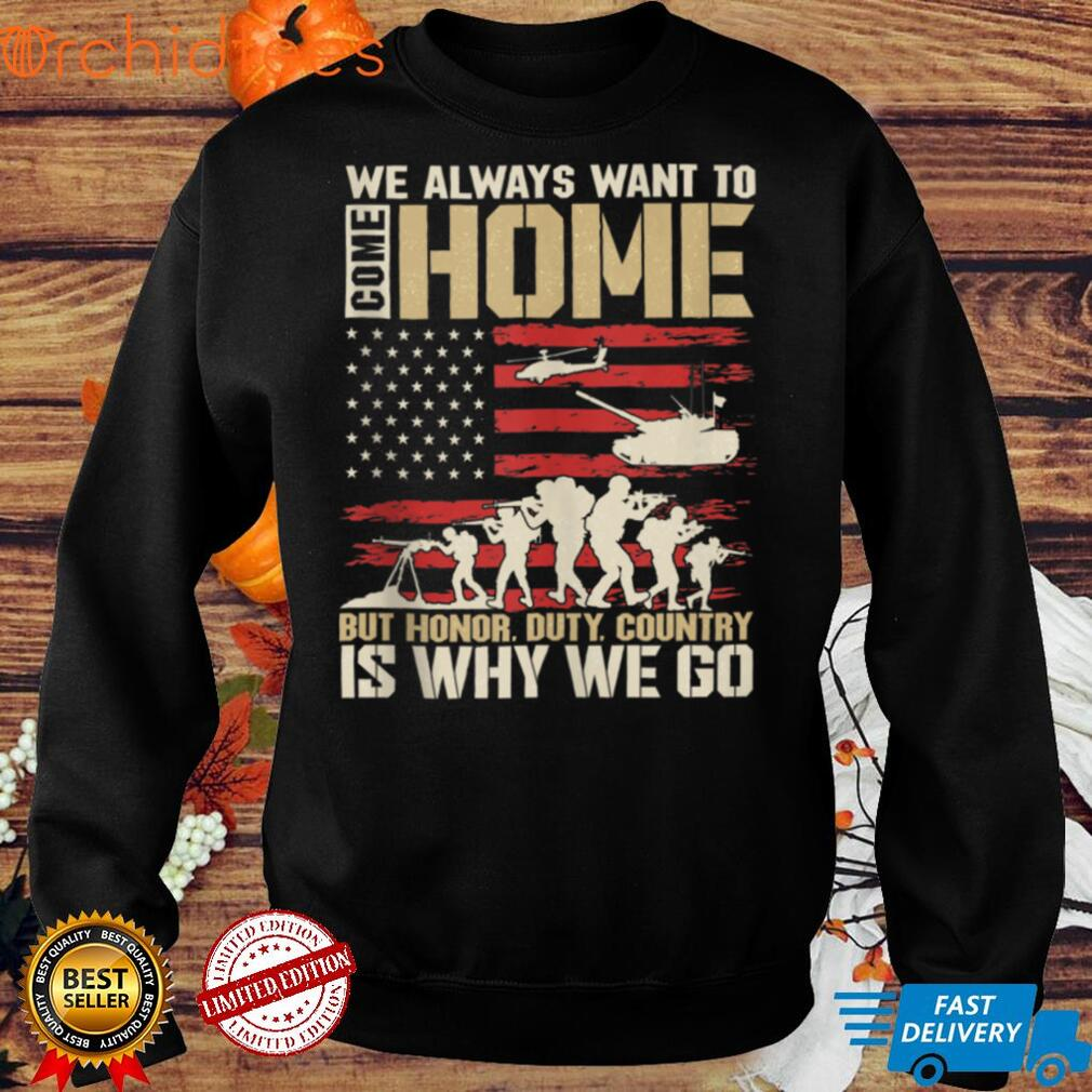 Veteran's Day Sacrifice Why we go active military Tank Top